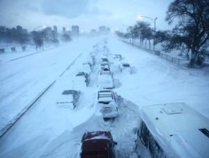 Украинские дороги не готовы к зиме