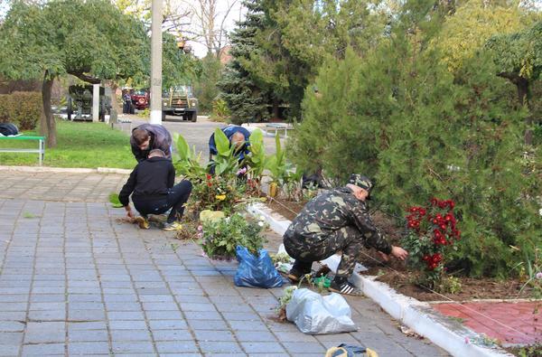 В Белгороде-Днестровском появится Парк Воинской Славы (фото)