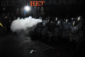 Гриценко: Жестокое нападение  на студентов было спланировано сверху