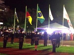 Измаильчанин пробежал 78-й марафон в Бразилии