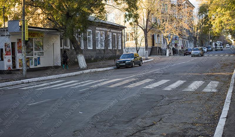 """В Измаиле """"Ауди"""" насмерть сбил пешехода и скрылся (фото)"""