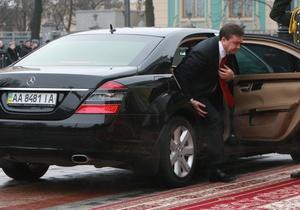Путин дал Януковичу гражданство РФ