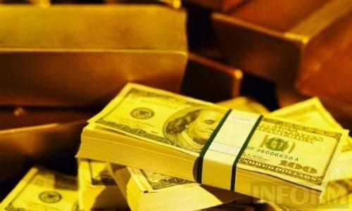 Золовалютные запасы НБУ уже меньше $19 млрд