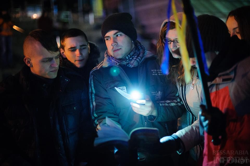 1452442_218126925034978_850964378_n За полчаса до кровавого разгона студентов на Евромайдане (фото)