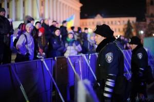 Митингующим дали пять дней, а потом милиция примет меры
