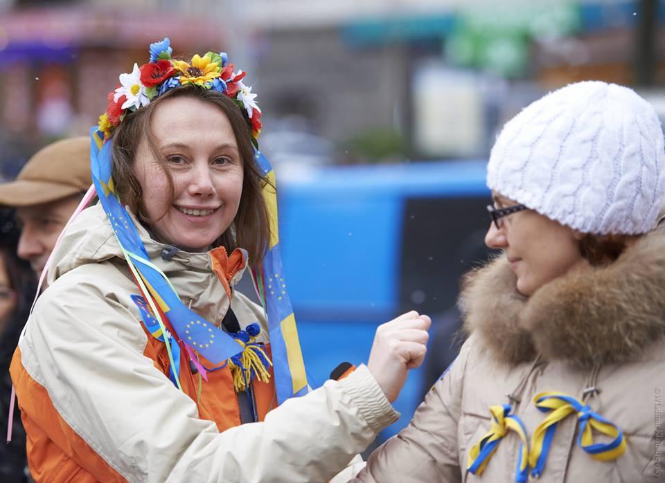 Евромайдан в лицах (фото)