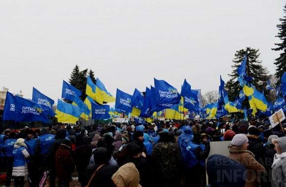 Революция, день 8-й. Хроника (фото)