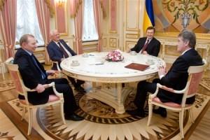 К чему пришли президенты Украины, увидим в 15:00