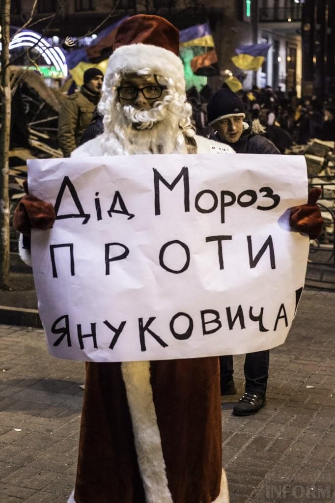 Как ты там, Евромайдан (фоторепортаж)