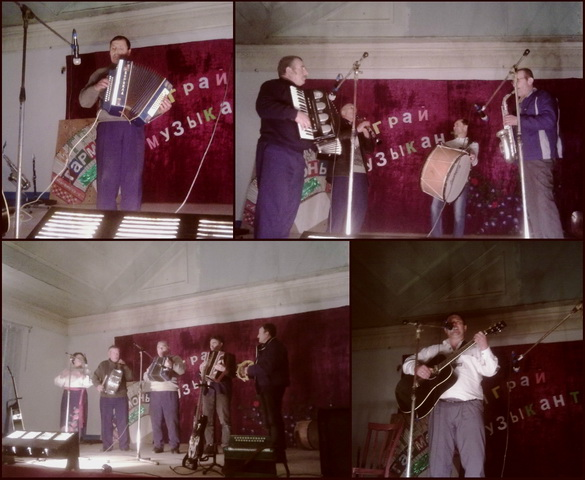 В Татарбунарском районе прошел ежегодный музыкальный праздник