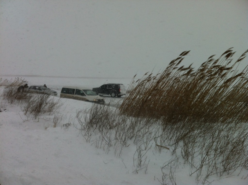 Власти Бессарабии не знают, как бороться со снегом (фото)