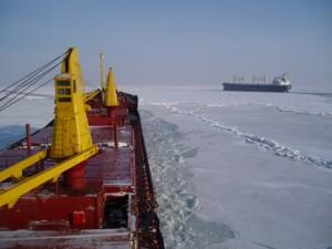 В Белгород-Днестровском порту объявлена ледовая кампания