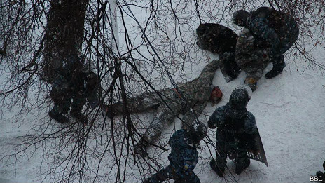 Медики Майдана: 4 человека погибло от пуль