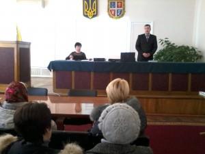 В Ренийской ГНИ прошел семинар с А. Кучмой