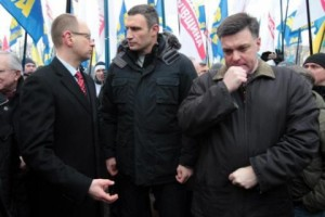 5 требований оппозиции к Януковичу в ходе переговоров