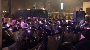 Генерал СБУ: действия правоохранителей неоправданы