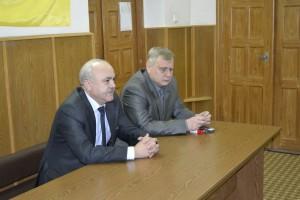 Болград: М.Садаклиев встретился с налоговиками