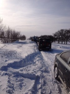 ГАИ обращается к водителям Одесской области