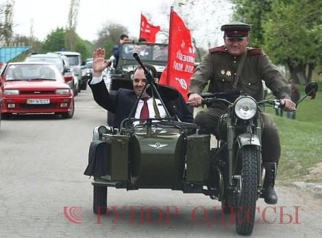 Контрреволюционный комендант Бессарабии Барвиненко о ситуации в стране