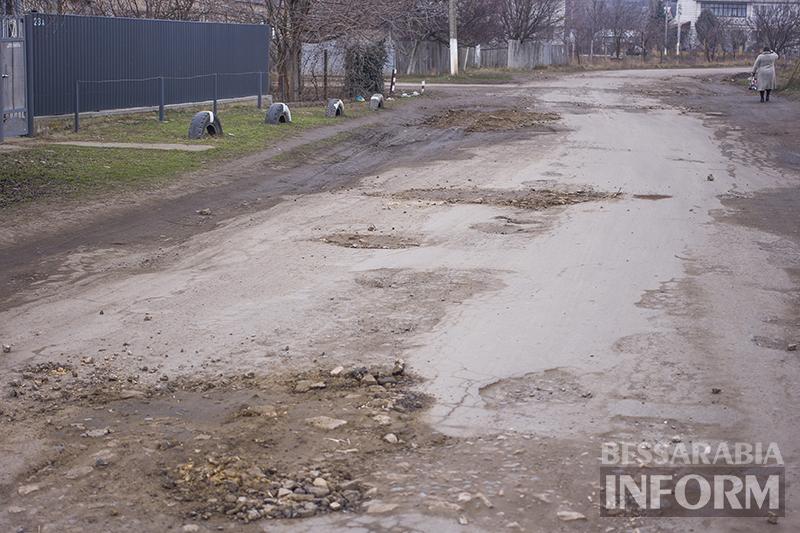 """""""Новая"""" дорога теперь и в Броске (фото)"""
