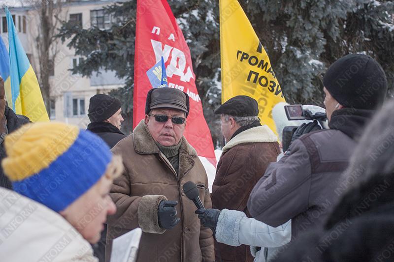 """""""МиниМайдан"""" в Измаиле и неадекватный страх властей (ФОТО)"""