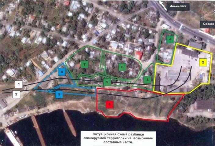 Ильичевский порт выставлен на продажу за 49 млн!