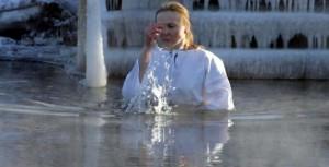 Спасатели Одесской области будут контролировать купания на Крещение