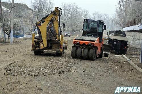 Болградский район: В Новых Троянах будет новая дорога