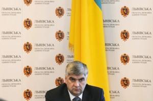 Губернатор Львовщины подал в отставку (обновлено 16:00)