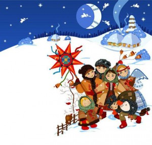 13 января - праздник Меланки или Щедрый вечер