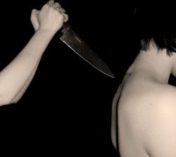 Ножом в спину. В Тарутино убит пожилой мужчина