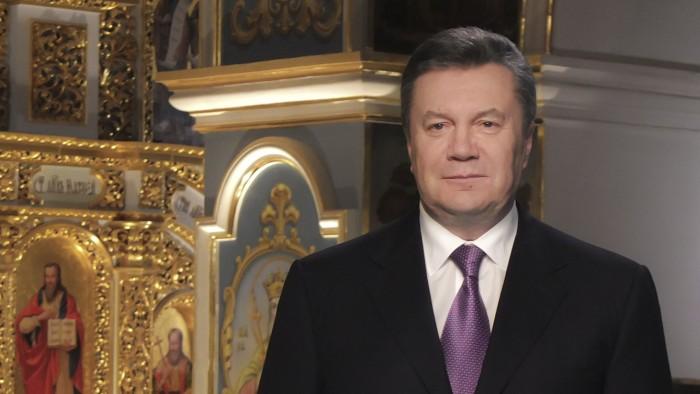 Рождественское поздравление Президента Украины