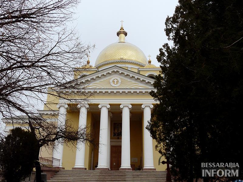 Спасо-Преображенский собор в Болграде: 2 года после пожара (фото)