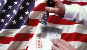 Первые санкции: Олийныку и Бондаренко запрет на въезд в США