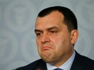 Главу МВД Захарченко отстранила ВР