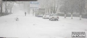 До конца января в Украине - морозы и снегопады