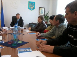 В Рени прошла встреча с предпринимателями