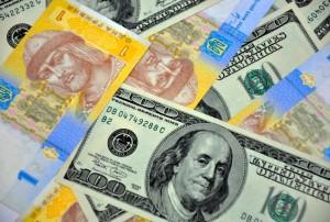 Доллар продолжает расти - 9,2 гривен