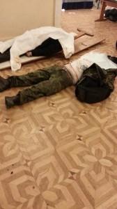 Во время противостояния в Киеве погибло 25 человек