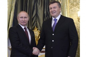 """Мистер Янукович едет """"на поклон"""" к Путину"""