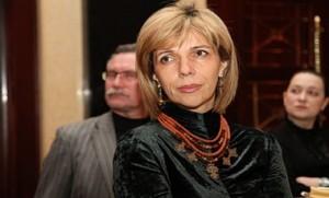 Ольга Богомолец согласна возглавить Минздрав