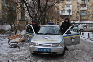 В Б-Днестровском воровка не успела уйти далеко