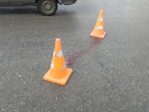 """На трассе """"Одесса - Б.-Днестровский"""" сбили девочку... дважды"""