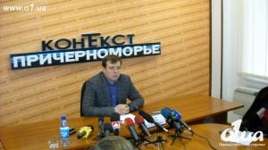 Скорик продолжит работать на посту губернатора Одесской области (видео)