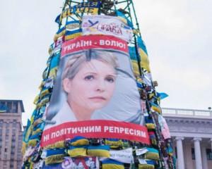 На Майдане считают, что только Тимошенко может называть себя лидером оппозиции