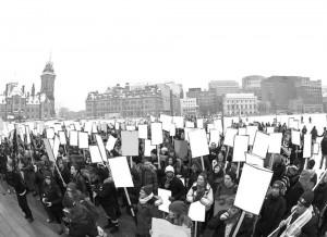 В Украине пройдет акция молчания