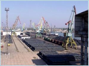 В Ренийском  порту построят новый зерновой терминал
