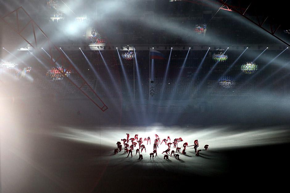 Церемония открытия Игр-2014 (фоторепортаж)