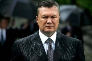 Янукович все еще считает себя президентом ( заявление)
