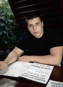 Измаильский студент, осужденный за сепаратизм, занял первое место на Чемпионате Украины по пауэрлифтингу